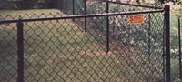 Sweezey Chain Link Fence Styles