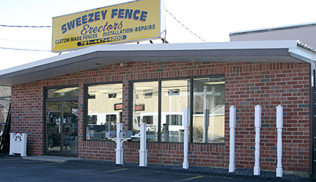Sweezey Fence Erectors